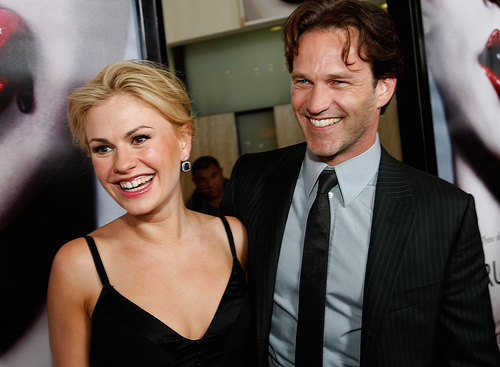 Sookie and bill dating in real life