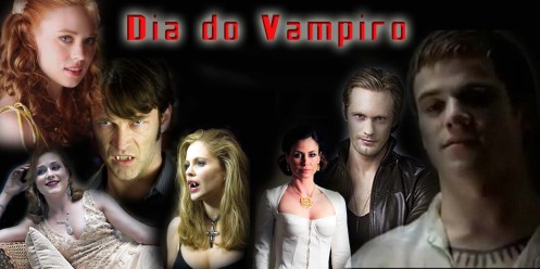 dia do vampiro