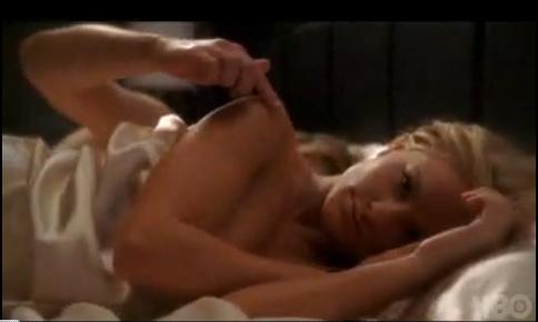 Suposta imagem de Eric e Sookie na cama