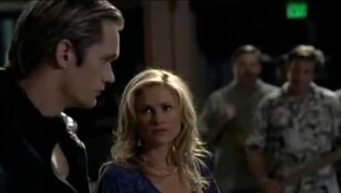 Eric e Sookie na Irmandade do Sol